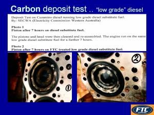 FTC low grade diesel