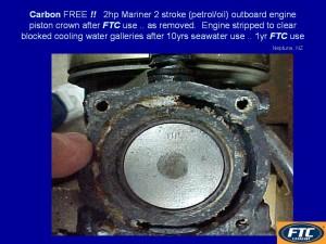 Mariner piston 1